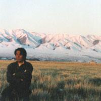 ホブドにて(モンゴル)