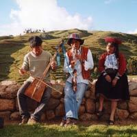 ペルーにて